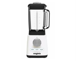 Magimix Power blender 1,8 liter (Hvid 11626SK) inklusiv To-Go bæger-sæt
