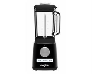 Magimix Power blender 1,8 liter (Sort 11628SK) inklusiv To-Go bæger-sæt