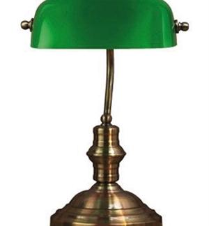 Markslöjd Bankers Bordlampe