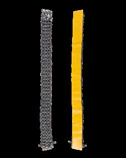 Glassnor Langå 2 meter- 10 x 3 mm blød tape.