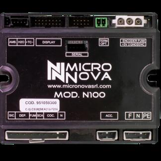 Styreboks Micro Nova Mod. N100 - til 3 knaps display