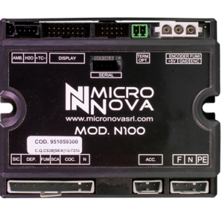 Styreboks Micro Nova Mod. N100 - til 6 knaps display
