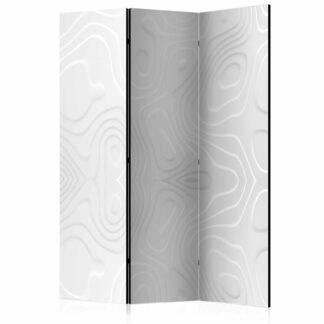 ARTGEIST Rumdeler - Room divider - White waves I