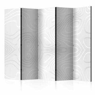 ARTGEIST Rumdeler - Room divider - White waves II