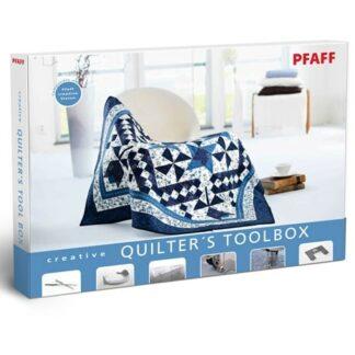 Pfaff Quilter´s Toolbox (J)