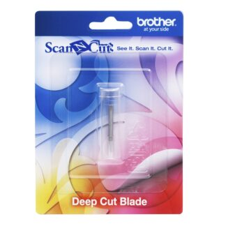 Brother ScanNcut - Dyb kniv