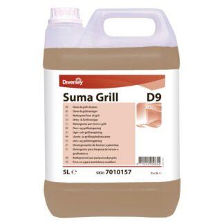 Suma Grill D9, ovn-og grillrengøring, 5 L