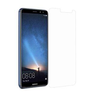 Huawei Mate 10 Lite - Hærdet panser skærmbeskytter 0,3mm glas med arc edge