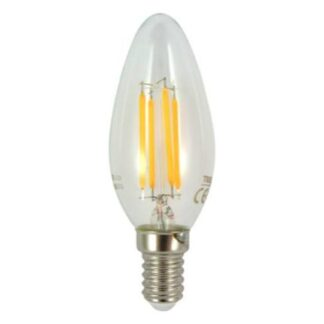 Trixline LED E14 5W C35 – FILAMENT