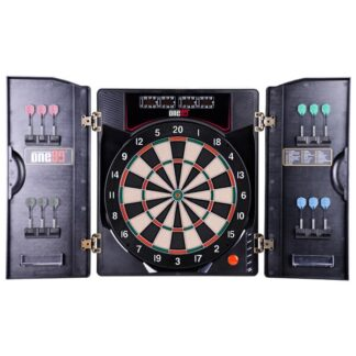 One80 Deluxe II elektronisk dartskive LED