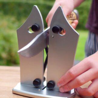 Effektiv knivsliber til køkken og værktøj