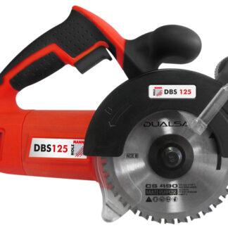 Rundsav/dual sav Holzmann DBS125