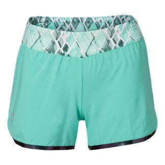 Odlo dame shorts - SAMARA - Cockatoo - Str. XS