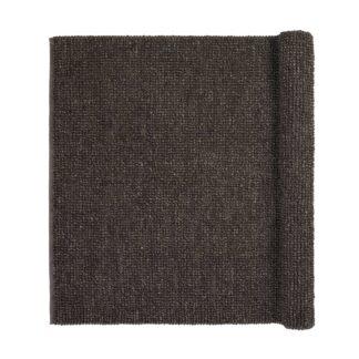 BROSTE COPENHAGEN Thomas gulvtæppe - brun uld/viscose, rektangulær (300x200)