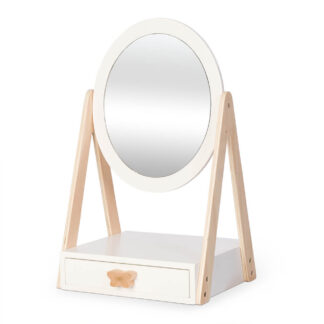 By Astrup bord spejl med skuffe