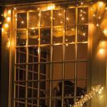 Sirius Top-Line 50400, Gardin startsæt 100 LED varm hvid