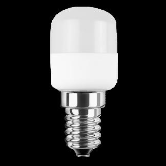 LED Køleskabspære, E14, 2.5W, 2700K
