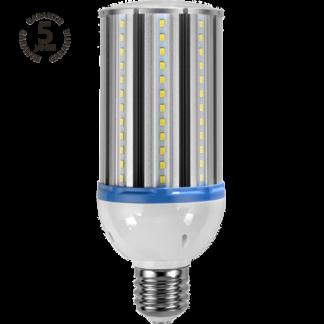 LED pære, E27, 18W, 4000K, Blulaxa