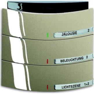Knx triton 3/6-tryk palladium