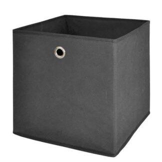 Kasse til rumdeler - Sort/grå