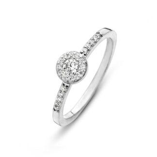 Spirit Icons Luxury Ring - 53481 Sølv 54
