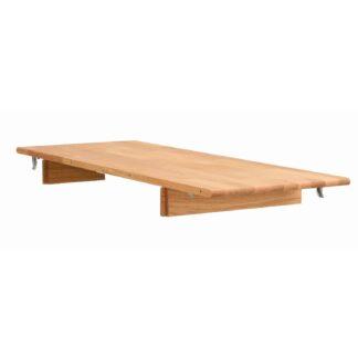 ROWICO Tyler tillægsplade - olieret egetræ, 40 cm forlængelse, til ovalt spisebord