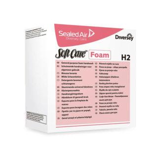 Soft Care Foam, Skumsæbe, 700 ml.