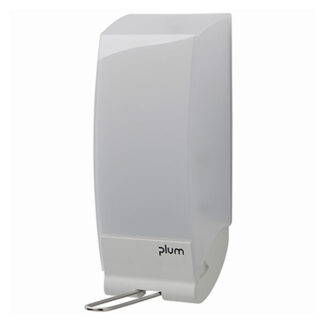 Plum CombiPlum dispenser med albuebetjent lang arm til 1 liters pose