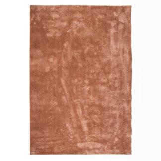 VENTURE DESIGN Undra gulvtæppe - dusty pink viskose (170x240)