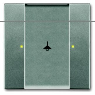 ABB Knx kontakt 1/2-tryk grå