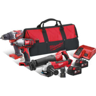 Milwaukee M18 powerpack cblpp4b-502b