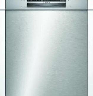 Bosch SMU6ZCS01S Opvaskemaskine 2+2 års garanti