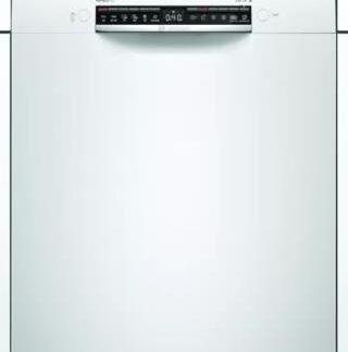 Bosch SMU6ZCW01S Opvaskemaskine 2+2 års garanti