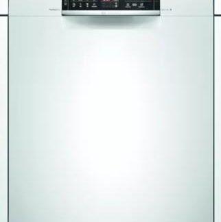 Bosch SMU6ZCW57S Opvaskemaskine 2+2 års garanti