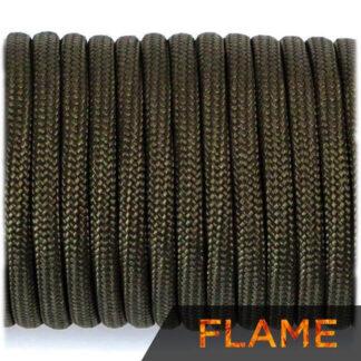 FlameCord, Armygrøn, 10 meter