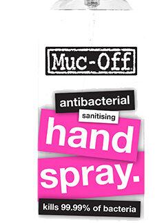 Muc-Off Antibacterial Sanitising Håndsprit - 750 ml