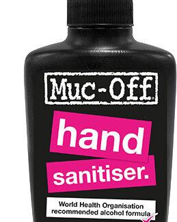 Muc-Off Antibacterial Sanitising Håndsprit Gel - 120 ml