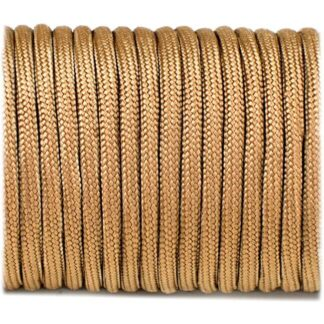 Paracord 550, Coyote, 10 meter