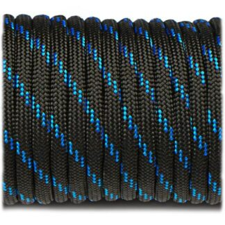 Paracord 550, Thin Blue Line, 10 meter