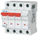 Eaton/Moeller Automatsikring C 10A 3 Polet + nul, 4 modul