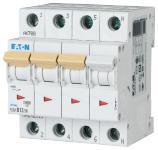 Eaton/Moeller Automatsikring C 13A 3 Polet + nul, 4 modul