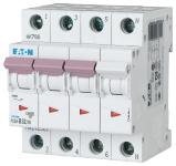 Eaton/Moeller Automatsikring C 32A 3 polet + nul, 4 modul