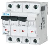 Eaton/Moeller Automatsikring C 40A 3 polet + nul, 4 modul