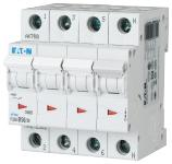 Eaton/Moeller Automatsikring C 50A 3 polet + nul, 4 modul