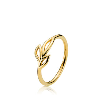 Izabel Camille Dreamy ring i forgyldt - a4152gs Forgyldt 56