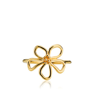 Izabel Camille forgyldt Honey ring - a4147gs Forgyldt 54
