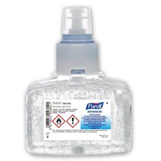 Purell Advanced Hygienic Hand Rub, Hånddesinfektion i Gelform, 700 ml. Refill
