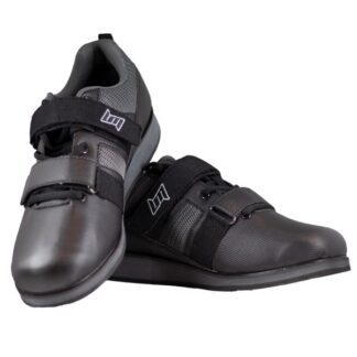 BM Powerlifting Shoes Black/Grey