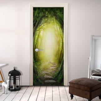 ARTGEIST Fototapet til døren - The Forest of Fantasy 70x210