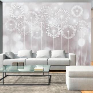 ARTGEIST fototapet - Garden from Dream, idylliske blomster (flere størrelser) 250x175